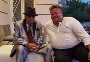 Richard Nilsson and Joe Jackson