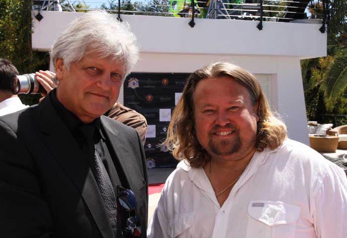 Richard Nilsson and Dieter Weisner
