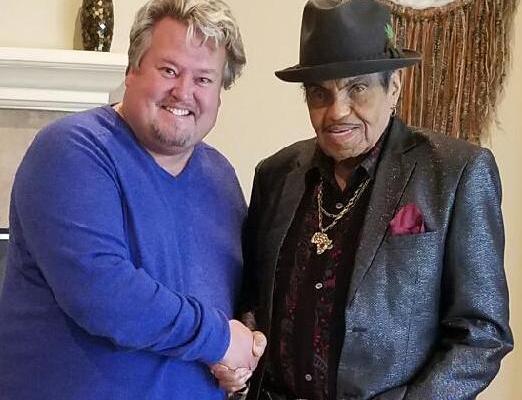 Richard Nilsson and Joe Jackson
