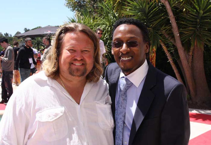 Richard Nilsson and Shawn Andrews